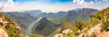 The Panorama Route - Three Rondavels & Brlydepoort Dam - photo © artography.co.za